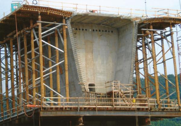 concrete forming system, metal concrete forms, concrete columns forms