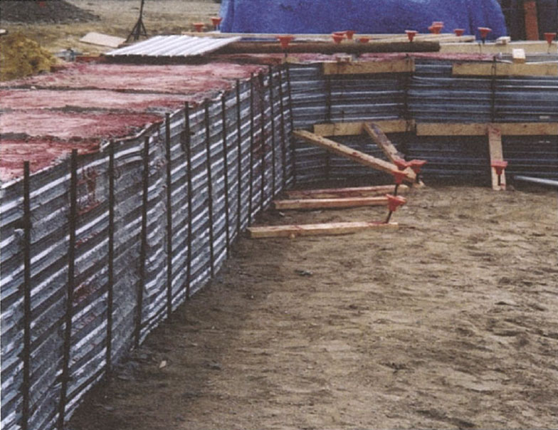 duct bank electrical, duct bank spacers, duct bank concrete