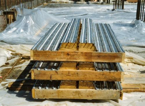 bulkhead concrete, bulkhead installation