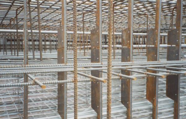 bulkheads, bulkhead construction, bulkhead concrete