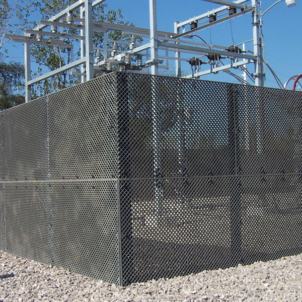 Amico Security Products Anc Non Conductive Fence
