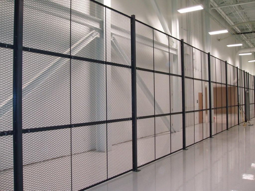 Amico Security Products Secura Mesh 174 Cage And Partition