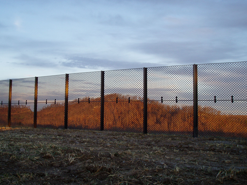AMICO Security Products - ANC Non-Conductive Fence