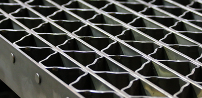 """""""riveted bar grating"""",""""welded steel bar grating"""",""""bar grating manufacturers""""Riveted-410x200"""