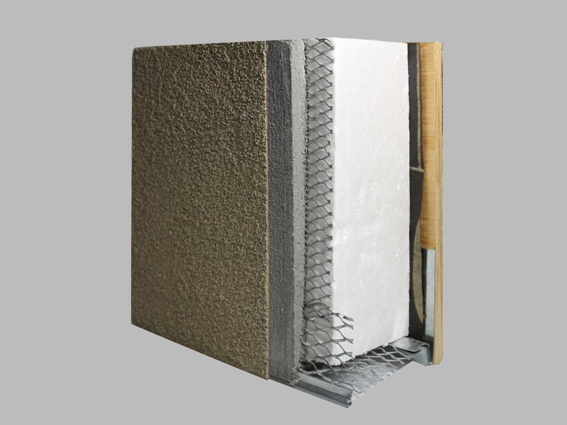 Stucco Panels For Metal Building : Amico building products vinyl stucco metal