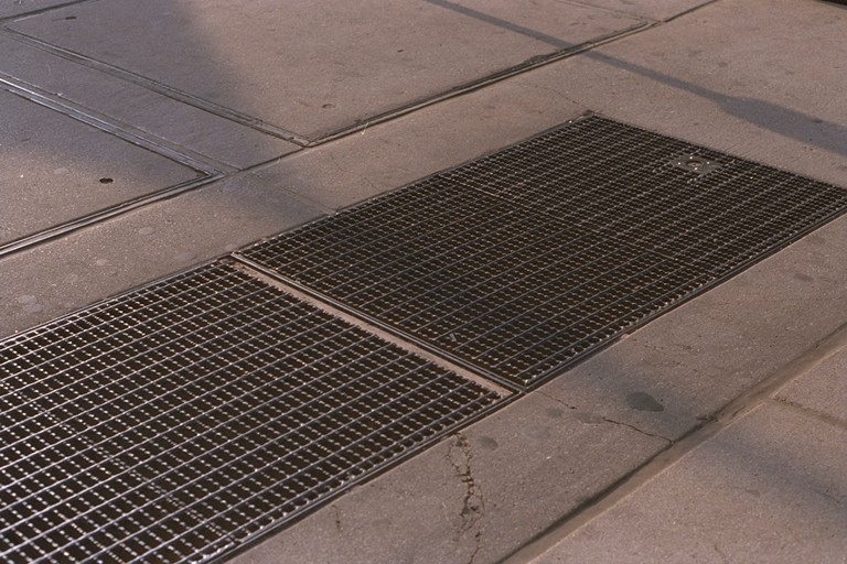 Amico Architectural Products Pedestrial Walking Surface