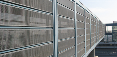 Security Screens from Amico