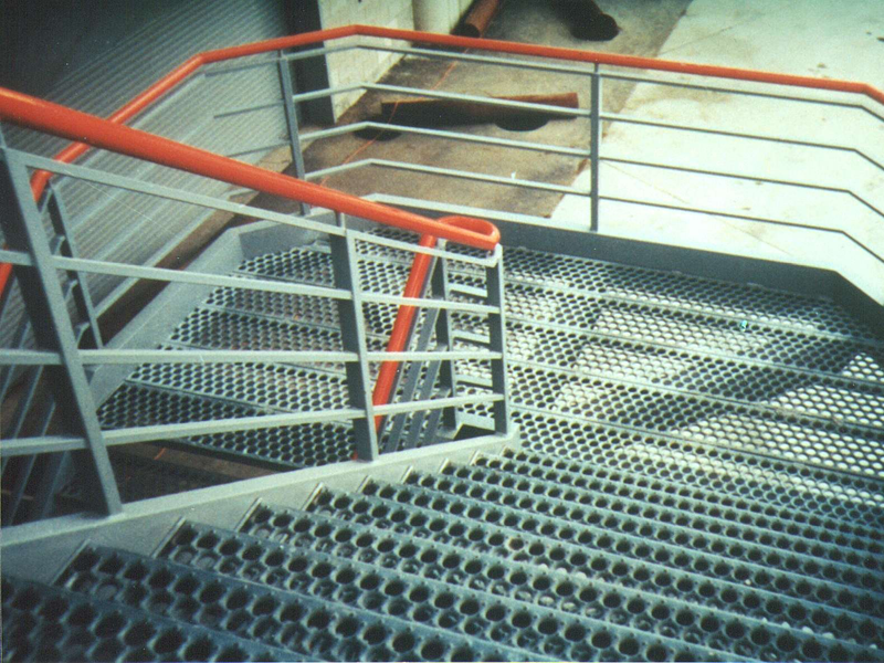 Amico Industrial Products Plank Grating