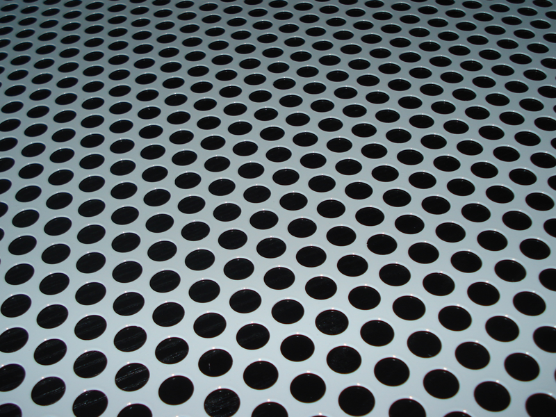 amico industrial products perforated metal diamond erdle
