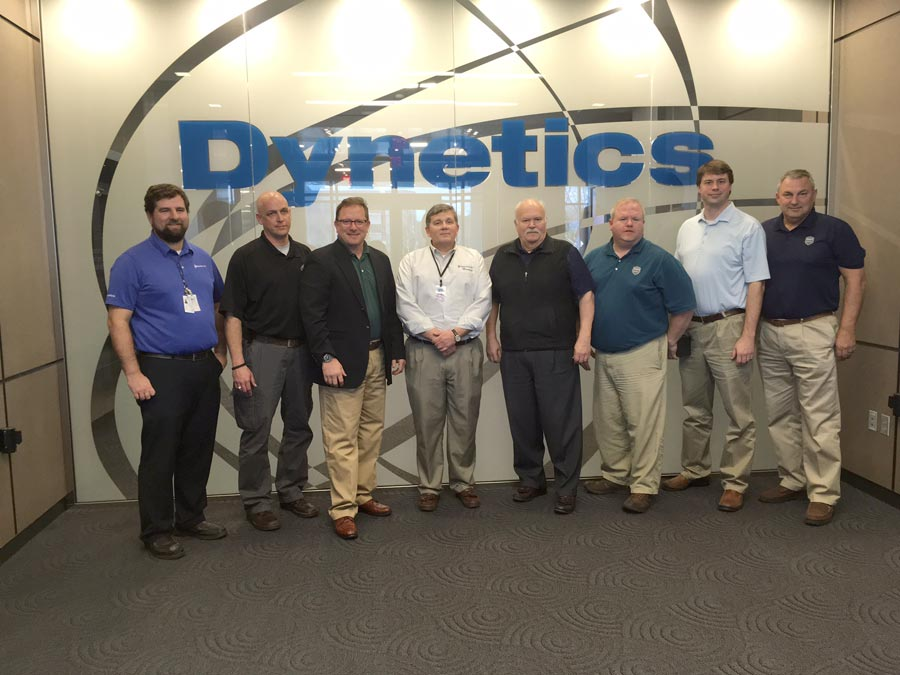 AMICO Security Partners with Dynetics — Defense & Radar Industry Leader