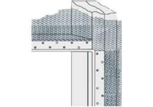 stucco casing bead detail, stucco bead, one coat stucco