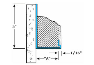 eifs starter track casing, starter stip casing, eifs starter strip
